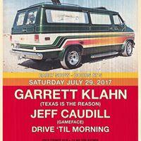 Garrett Klahn  Jeff Caudill  Drive Til Morning