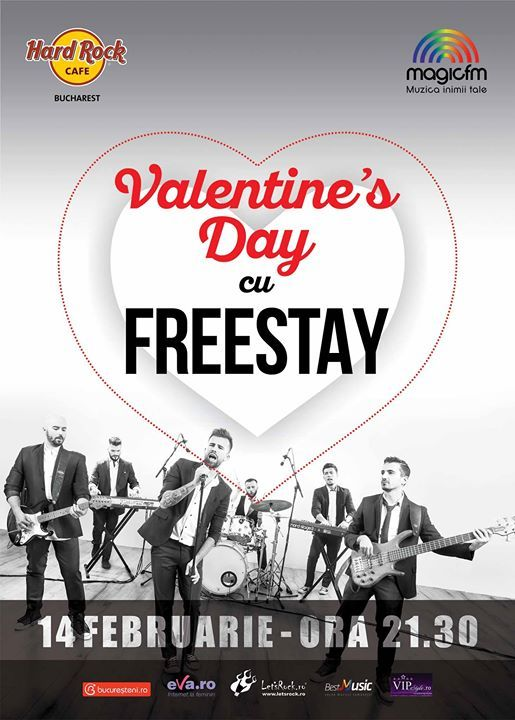 Valentines Day cu FreeStay