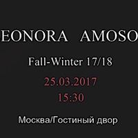 Eleonora Amosova Fashion show