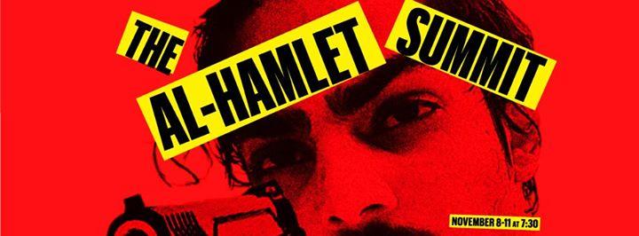 The Al Hamlet Summit a play in English (The Arab Hamlet)