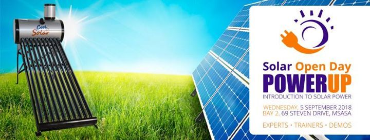 PowerUp Open Day - an Introduction to Solar Power