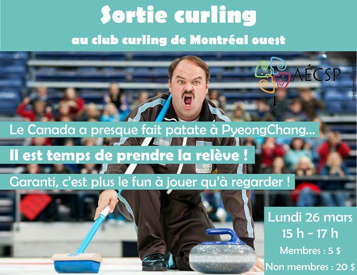 Sortie Curling