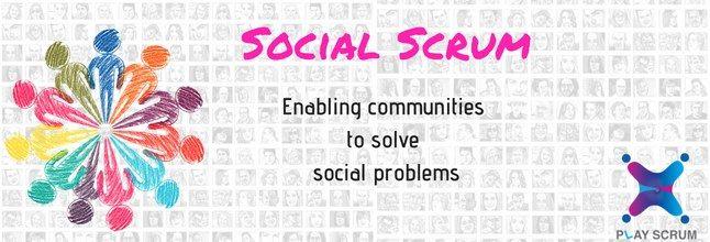 Social Scrum Recruitment