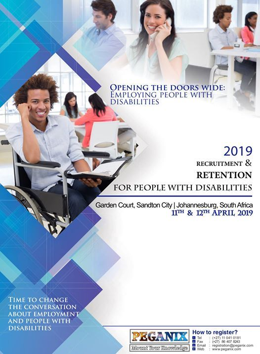 Recruitment & Retention for People with Disabilities