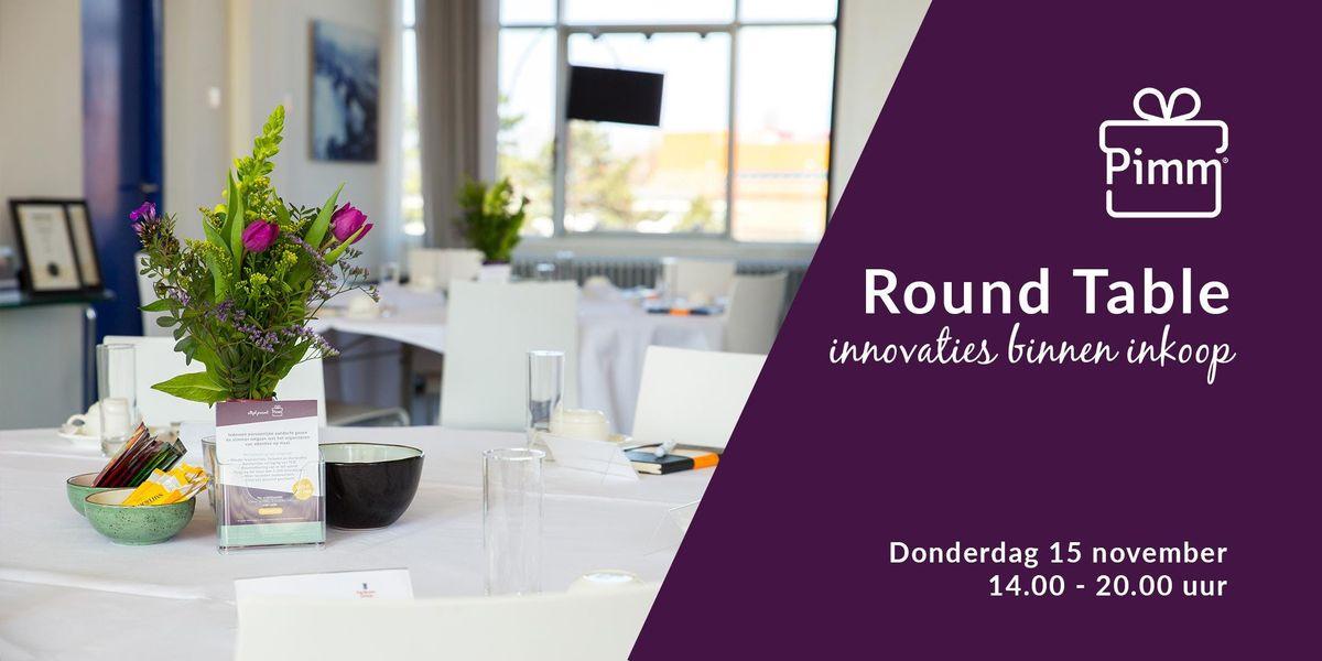 Round Table - Innovaties binnen inkoop