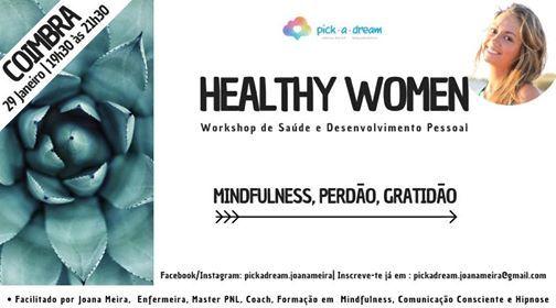 Sade e Desenvolvimento Pessoal Exclusivo Mulheres  Coimbra