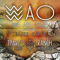 WAO Festival Teaser 2017 Torino