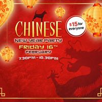 Avondale Chinese New Year Party