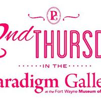 2nd Thursday Glassblowing Demo and Trunk Show