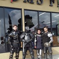HMB Wolfengarde Recruiting Event for Orange County