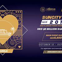 Suncity Cup - Manila