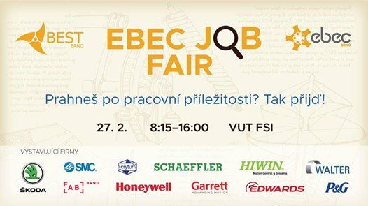 EBEC Brno 2019 JobFair