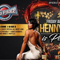 HennyThing is Possible at Europalace PT 2