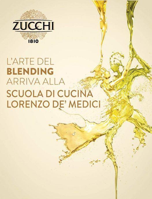 Blending Experience con Oleificio Zucchi
