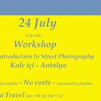 KALE  SOKAK fOTOGRAFILII Workshop