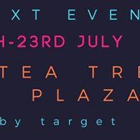 July Pop Up at TTP