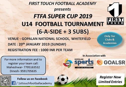 First Touch Football Academy