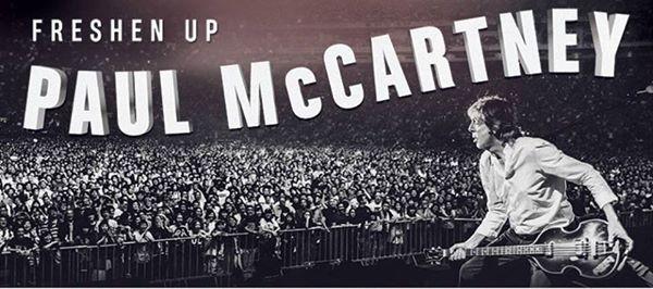 Excurso Paul McCartney em Curitiba