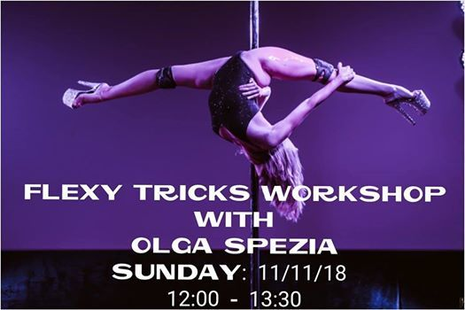 Workshop with Olga Spezia