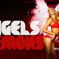 Scarlett presents Angels &amp Demons