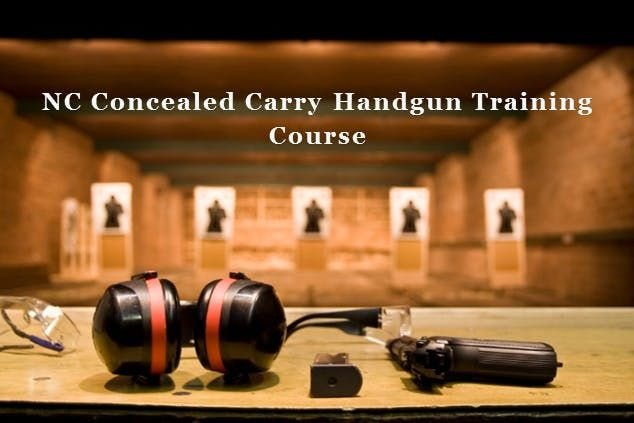 Co-ed NC Concealed Carry Handgun Training Course