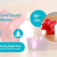 Candle Light and Sound Healing Meditation