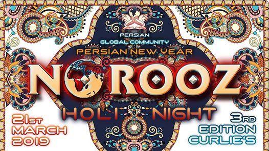 Norooz Vol.3 Holi Night