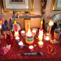 3rd Annual Beltane Candle Lighting