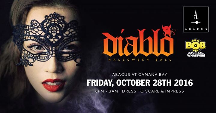 Diablo Halloween Ball