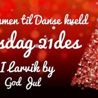 DanseKveld Torsdag21des