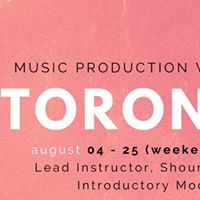 Torongo (Music Production Workshop)