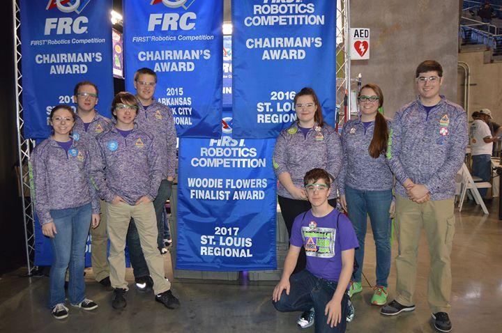 Oklahoma Regional FRC 3284