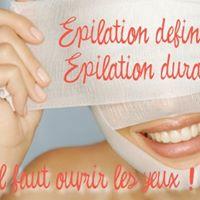 Epilation dfinitive au laser  Permanent hair removal laser - TEST &amp DEVIS GRATUIT