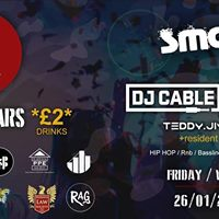 Socs Wars Opening Party SMACK Friday 26012018