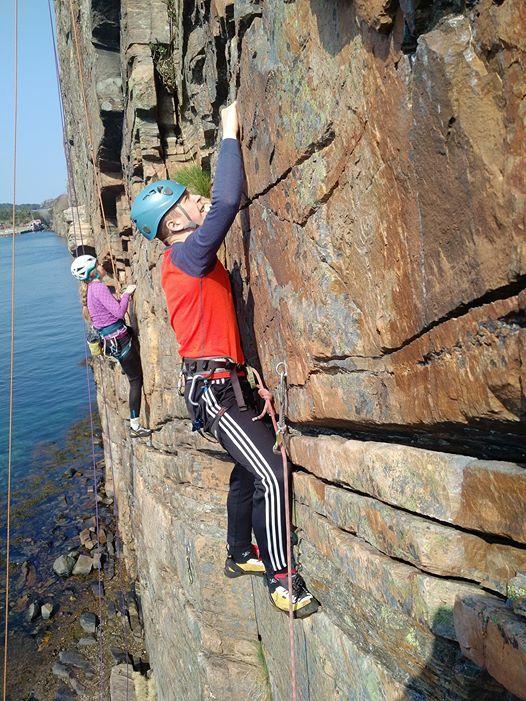 Klatrekurs - innfringskurs i utendrs klatring