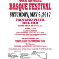 Fresnos Annual Basque Picnic
