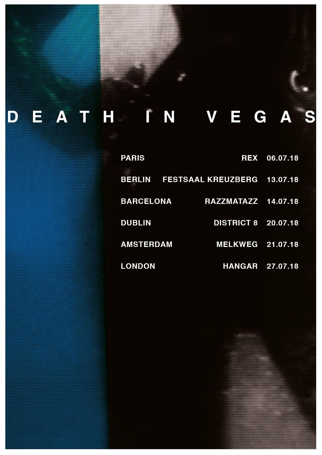 Death In Vegas (Live) at District 8