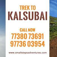 Trek to Kalsubai On 26th February 2017