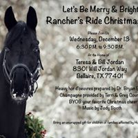 Ranchers Ride Christmas Party