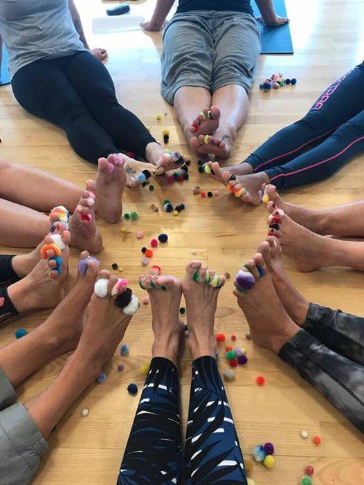 Familie-yoga for alle