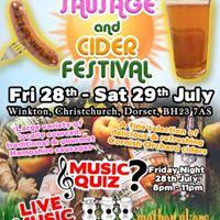 Cider &amp Sausage Festival