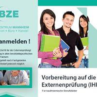 Vorbereitungskurs Externenprfung IHK in Teilzeit (11 Monate)