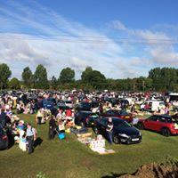 The Earls Barton Car Boot Sale