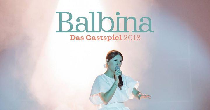 Balbina  Kulturforum Lneburg  Konzertscheune