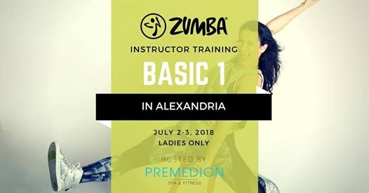 Zumba® Instructor Training - Basic 1 in Alexandria   Women Only at ...