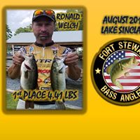 Fort Stewart Bass Anglers Club Meeting