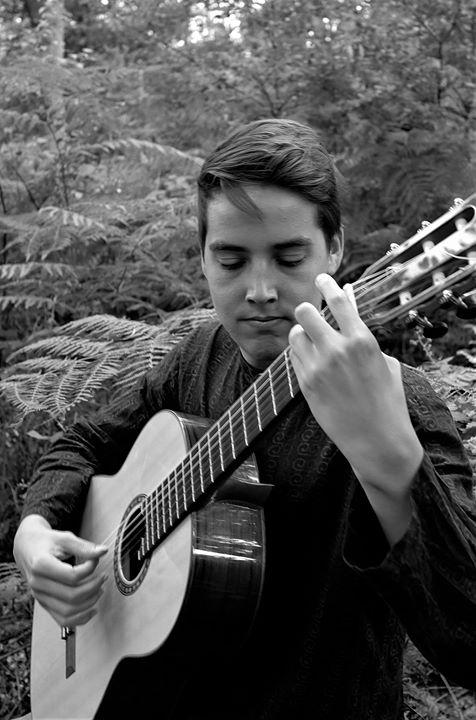Brownsville Xavier Jara guitar