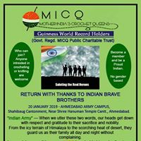 Return with Thanks to Indian Brave Brothers