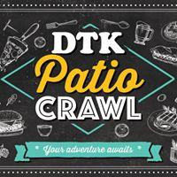 DTK PATIO CRAWL