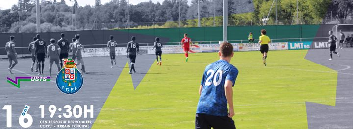 US Terre Sainte II vs FC Porto Lausanne I at Centre Sportif des ...
